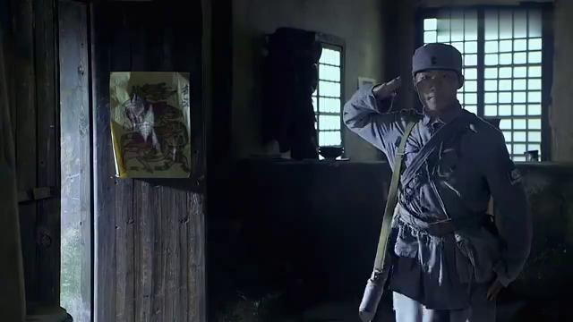 雪豹坚强岁月42集:鬼子埋伏在山头,张仁杰遭敌俘虏