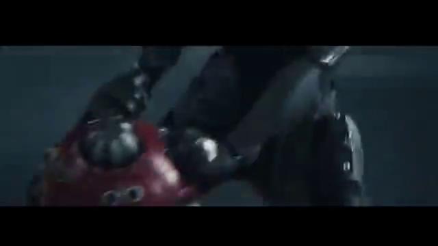2019年电影战斗天使阿丽塔的动作场景