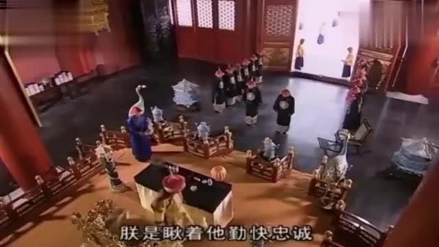 雍正王朝:雍正大庭广众骂李卫,其实是做给别人看的,高明!