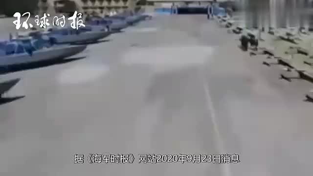 美航母打击群进入波斯湾,伊朗无人机贴身跟拍,美高层回应