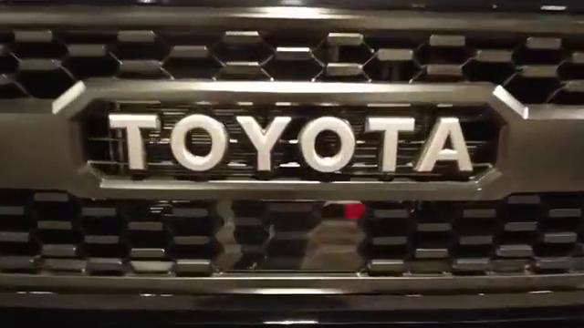 Toyota品牌TacomaTRDPRO4×4Edition车型