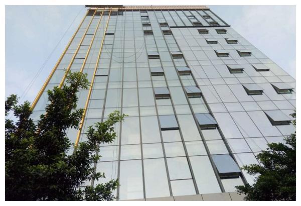 为何现阶段框架式玻璃幕墙多数用于高层建筑