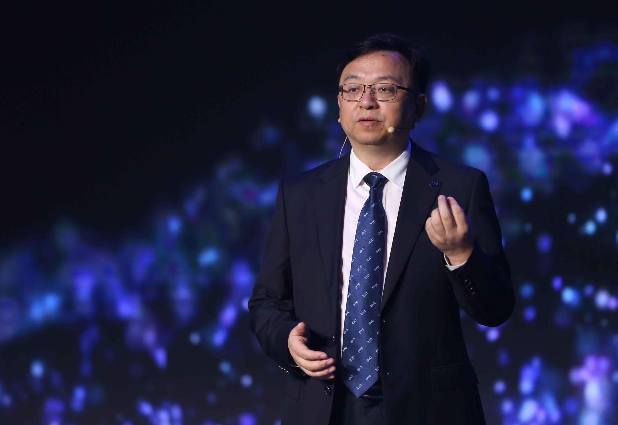 王传福:未来电动车电池开发,一定少用地球上的稀有金属