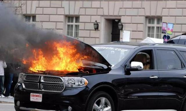 夏天汽车自燃事件频发,与高温天气之间到底有多大的关系?