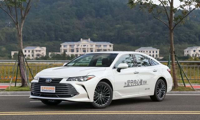 一汽丰田亚洲龙将增两款车型!配置进一步细化升级