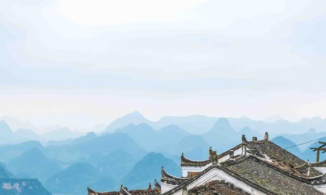 这里是我国民间艺术之乡,拥有千年历史的古老瑶寨,你可曾去过?