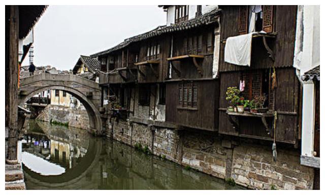 上海鲜为人知的古镇,风景美如丽江古镇,且就在迪士尼附近
