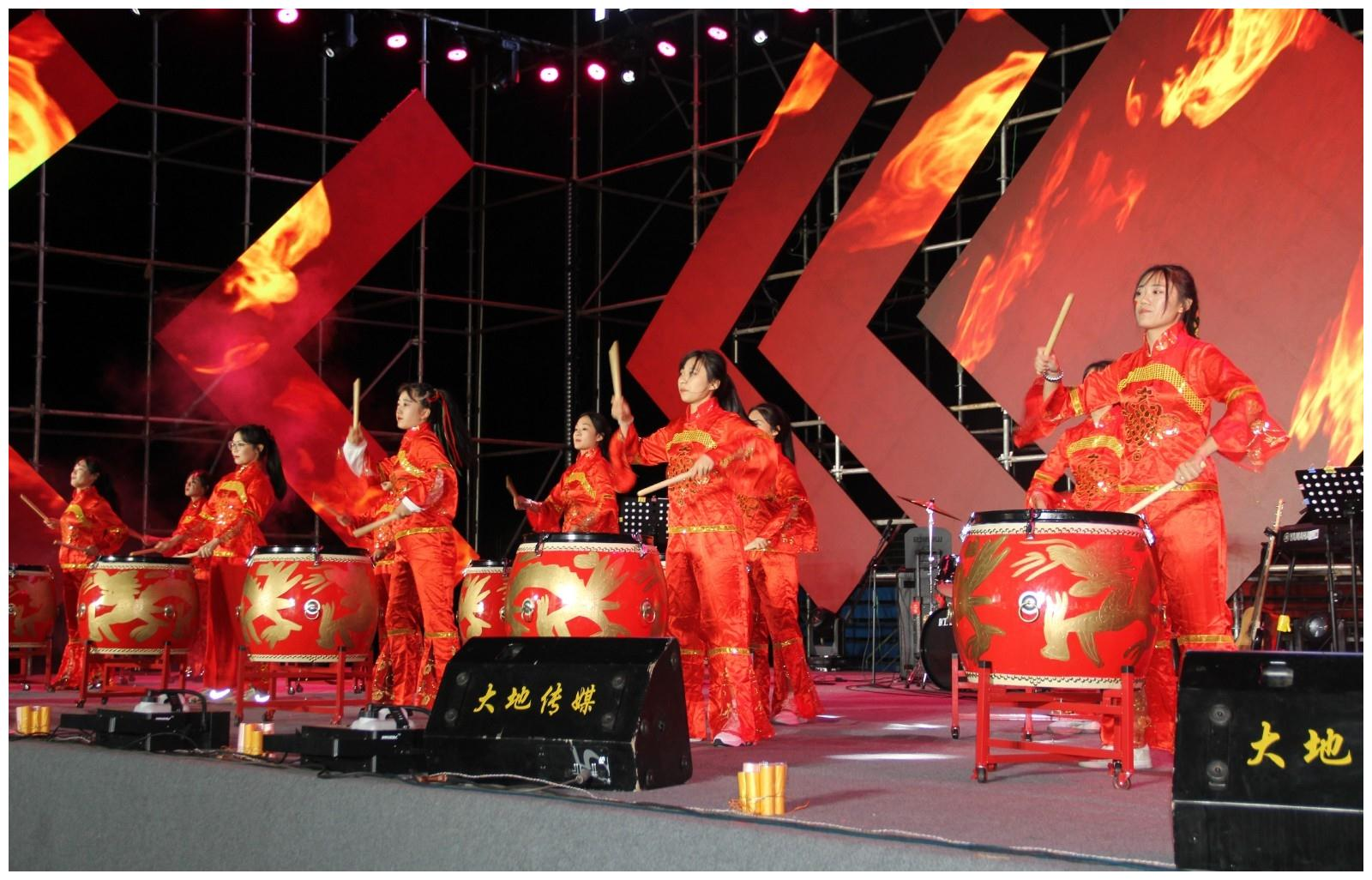 阳信职业学院3400多名师生齐聚一堂 用音乐表演为