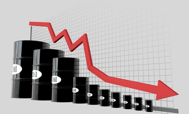 国际油价逼近20$