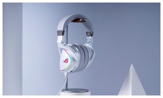 谁还不是个宝宝?儿童节礼物首选ROG棱镜白色限定款游戏耳机