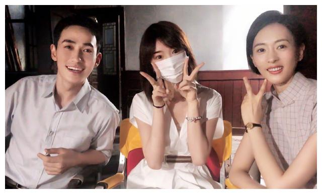 朱一龙、毛晓彤、童瑶完美诠释一张合影三部剧,两部已定档