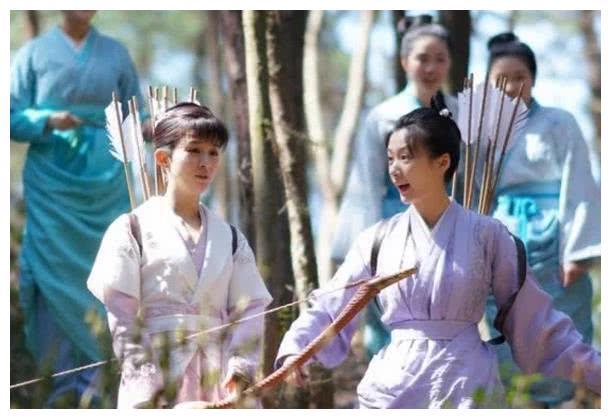 徐悦出演富家女一直不火,却因《知否》被大家认识,网友:漂亮!