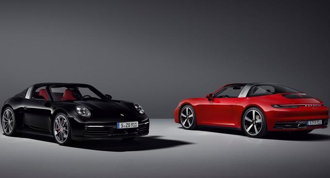 保时捷911新版本发布,配透明车顶超吸睛,国内卖近150万!