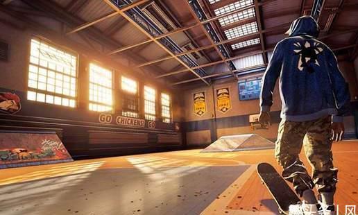 《托尼霍克职业滑板1+2》IGN9分以退为进精妙绝伦
