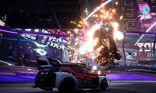 PS5多人竞速《毁灭全明星》跳票延期至2021年2月