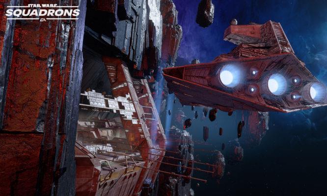 《星球大战:战机中队》首发月数字版销量超110万套