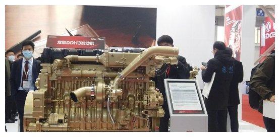 龙擎DDi13发动机上市 龙擎动力为东风商用车强劲赋能