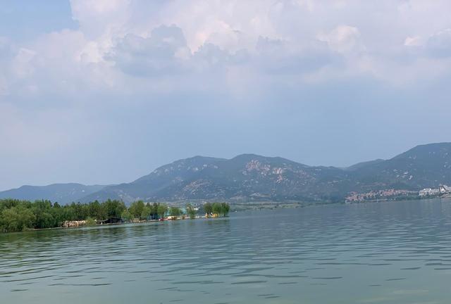 山东省 济南市 莱芜区 雪野湖