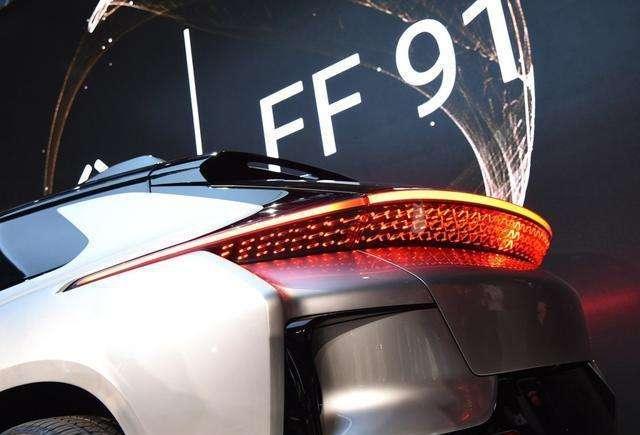 贾跃亭舍弃梦想座驾:法拉第未来两辆FF91原型车被拍卖,敲击真相