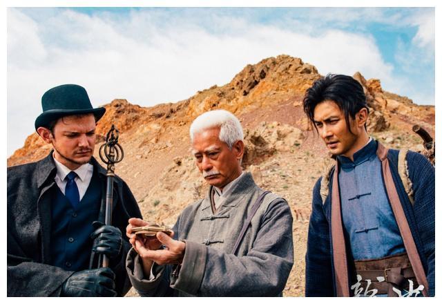 《鬼吹灯》回来了,潘粤明、张雨绮、姜超带你畅游龙岭迷窟景区!