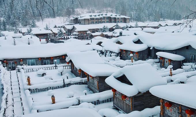 """中国最冷的一座城市,GDP不高人口却超千万,被称为""""冰城"""""""