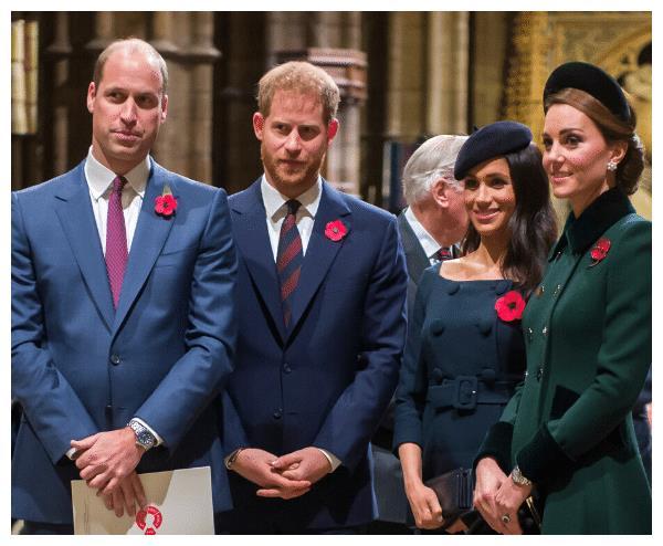 哈里王子和梅根·马克尔,给凯特王妃39岁生日的甜蜜惊喜