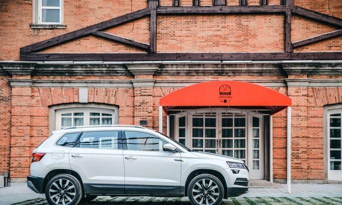 德系又一款王牌SUV,经济耐造质量高,最大功率为135千瓦