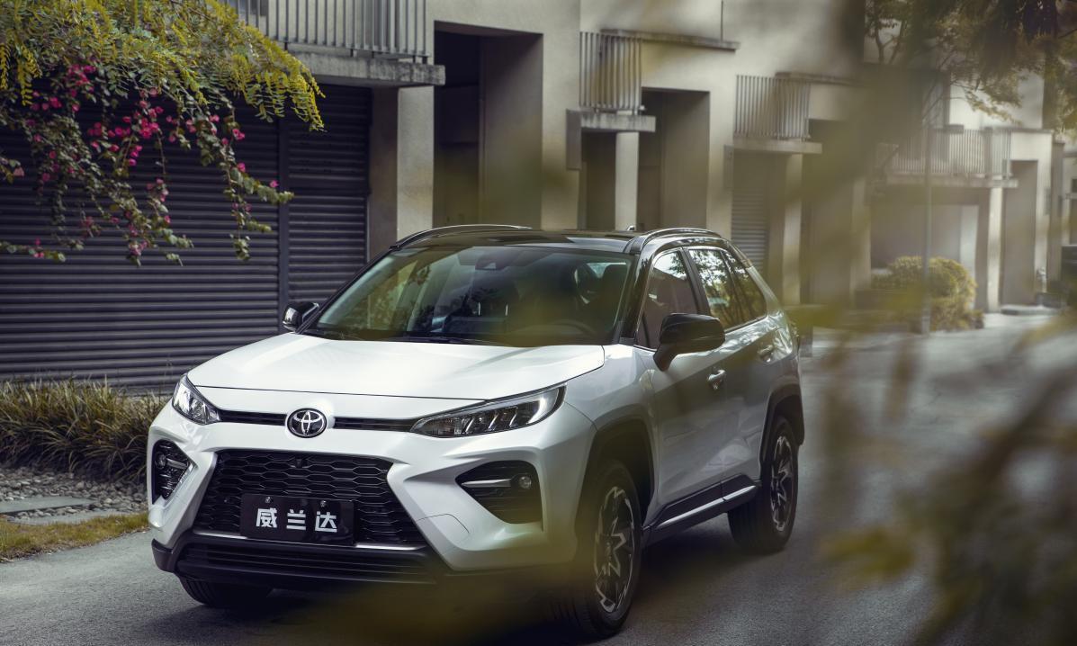 新生代中级SUV代表,广汽丰田威兰达