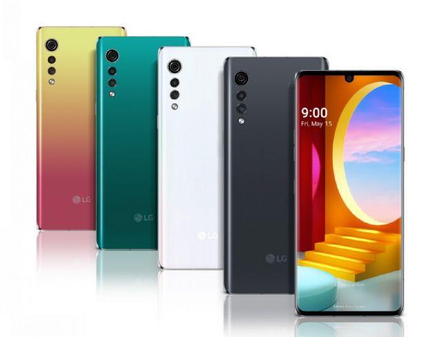 """LG电子:""""攻克华为的空白,扩大手机销售"""""""