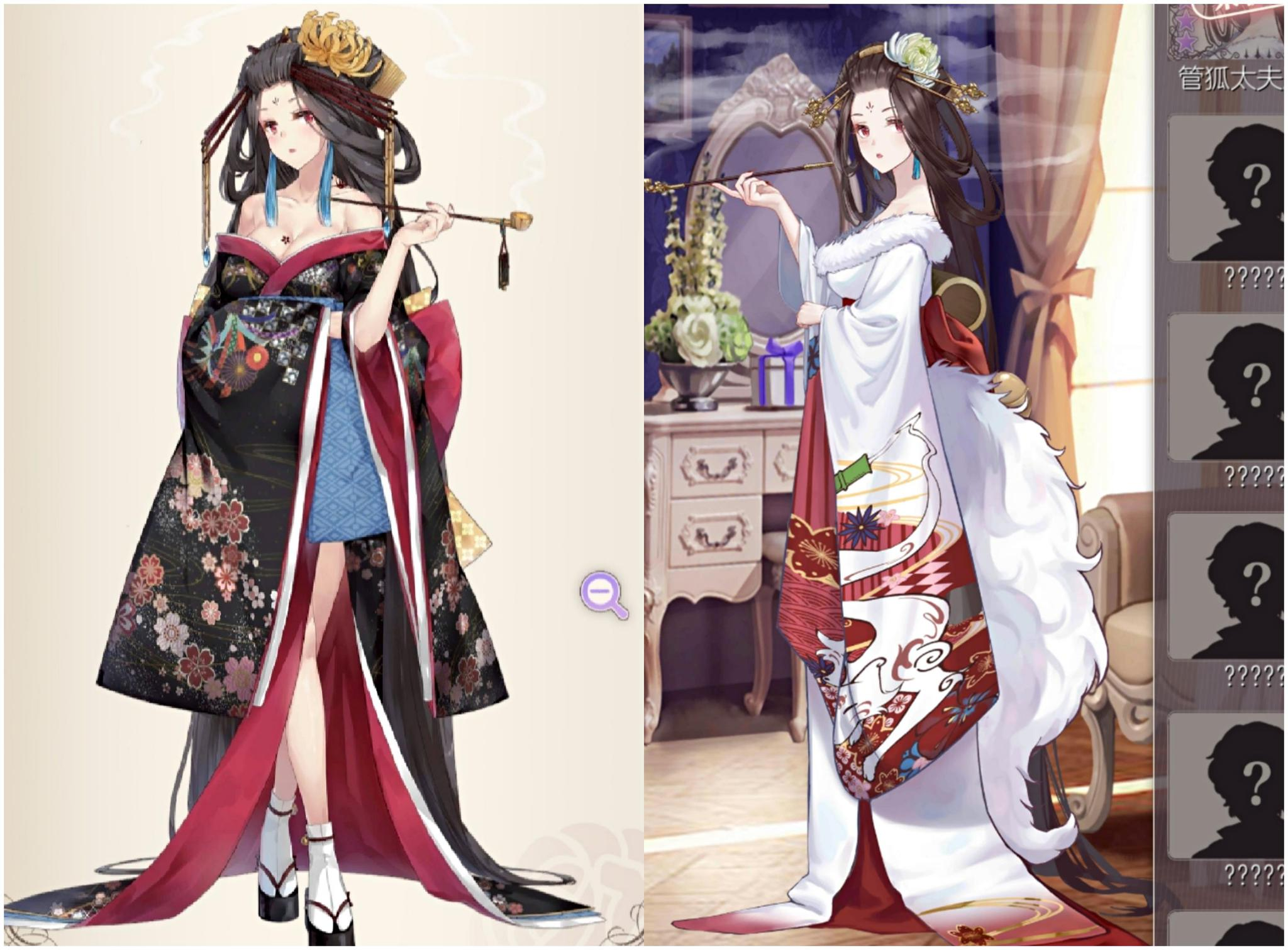 螺旋圆舞曲:NPC玉簪衣服过于好看,想同步外观?不切实际