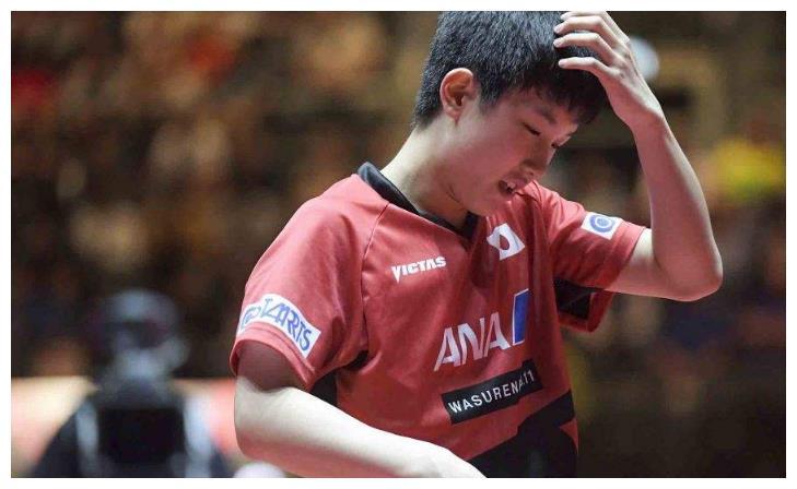 2020年12月男单世界排名,张本智和名次下降,国乒包揽前4
