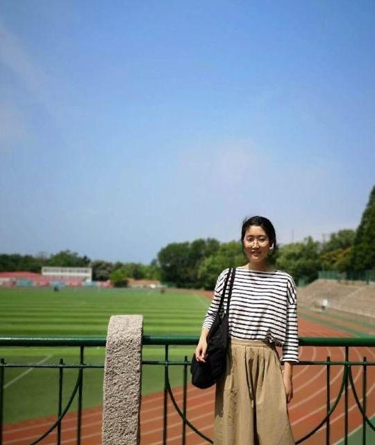 中国海洋大学美女学霸:她连续3年专业成绩第1,直博到北京大学!
