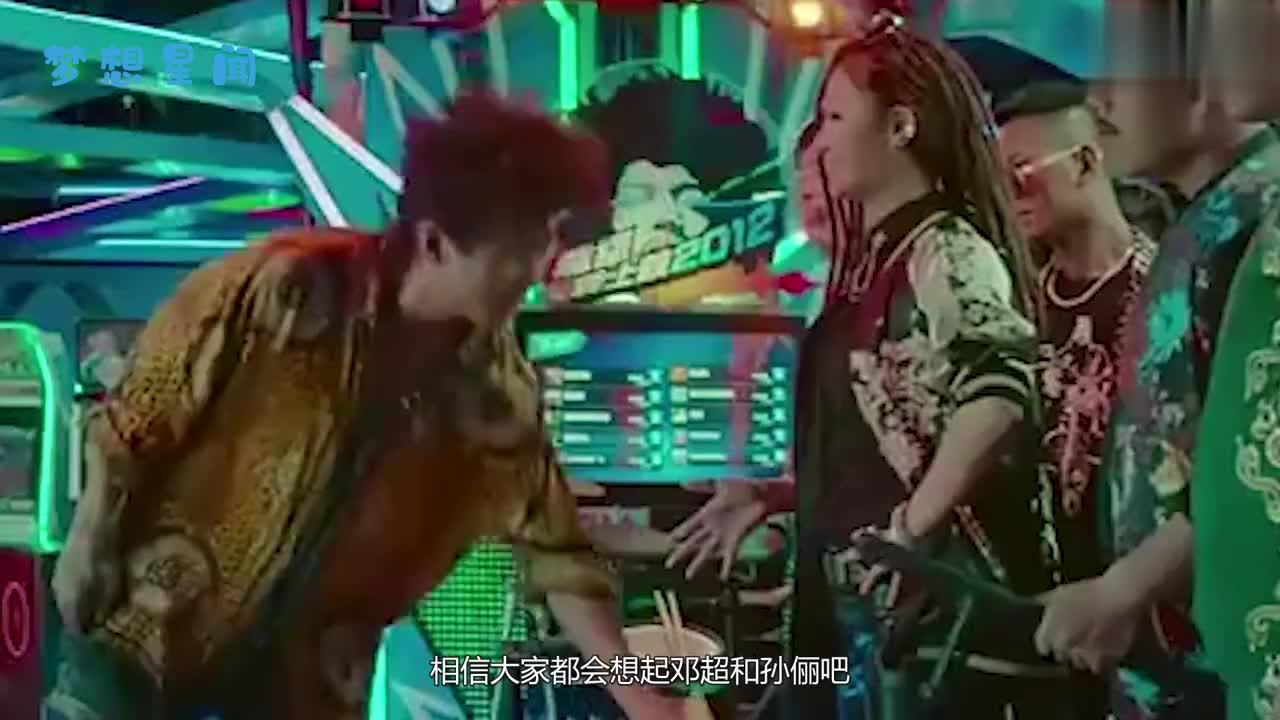 小花妹妹凶邓超:我更爱孙俪,邓超吃醋气得飙南昌腔:你说什么