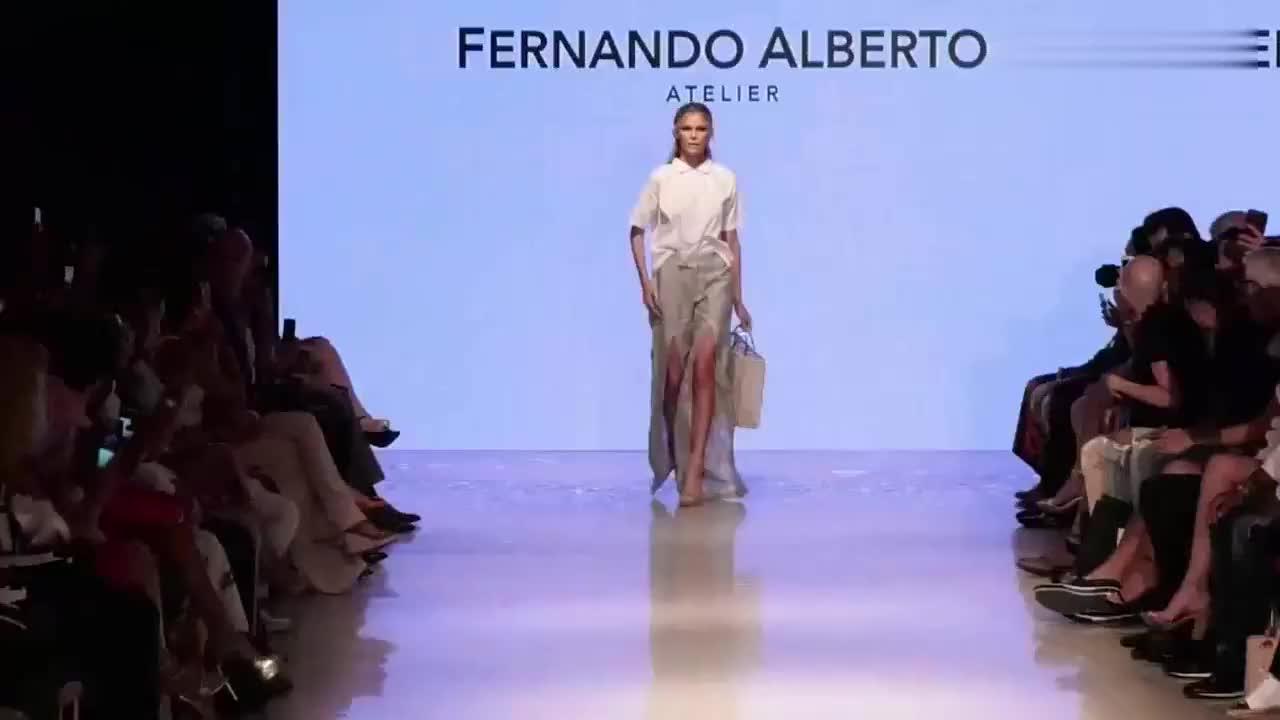 Fernando Alberto 2018时装秀