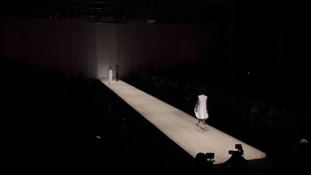Fabiana Milazzo 2016时装秀(2)