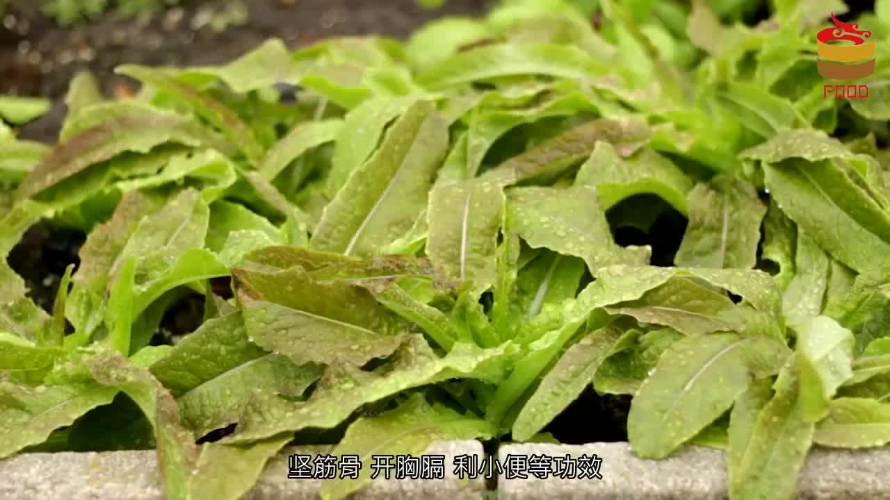 """莴苣和它一起吃,号称""""天然通栓剂"""",常吃血管更健康,预防血栓"""