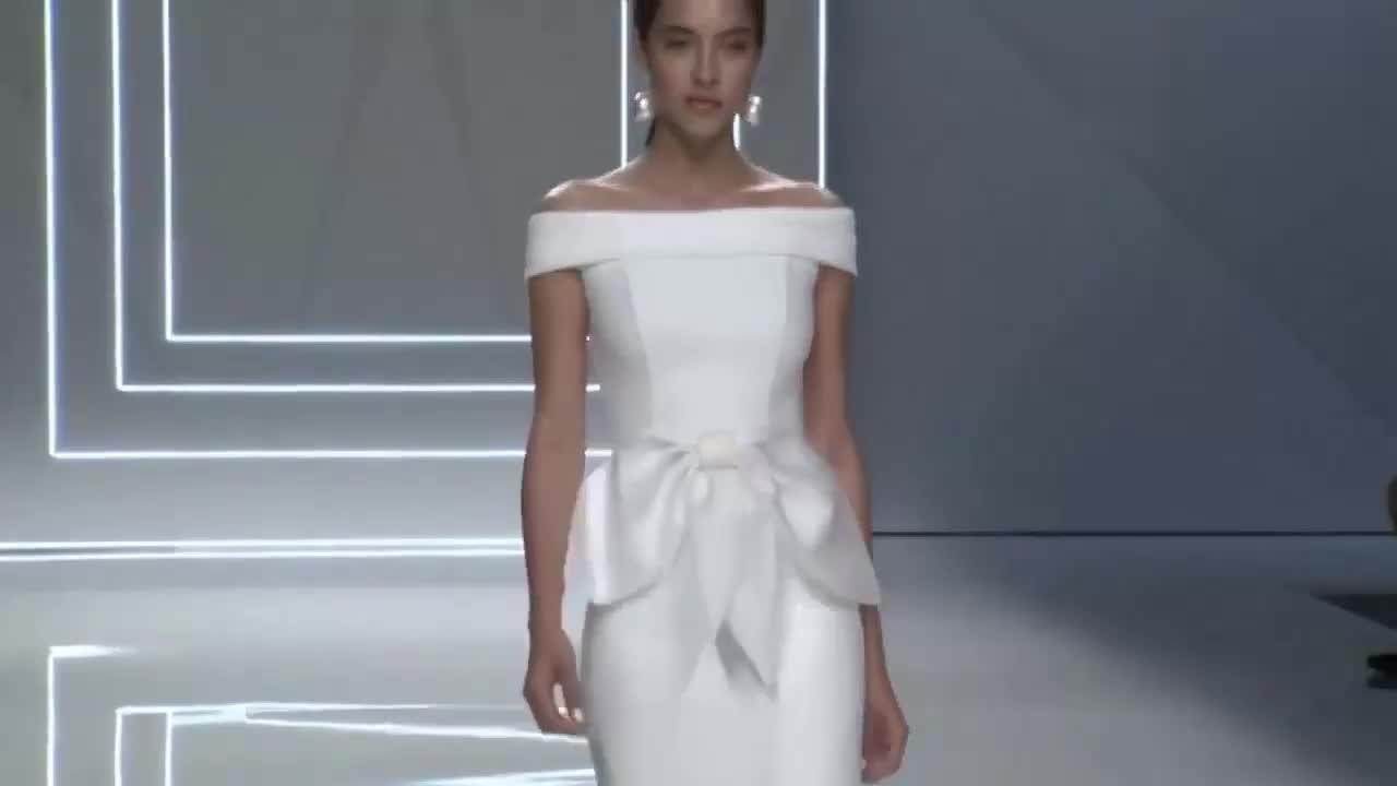 Rosa Clara 2017春夏时装秀