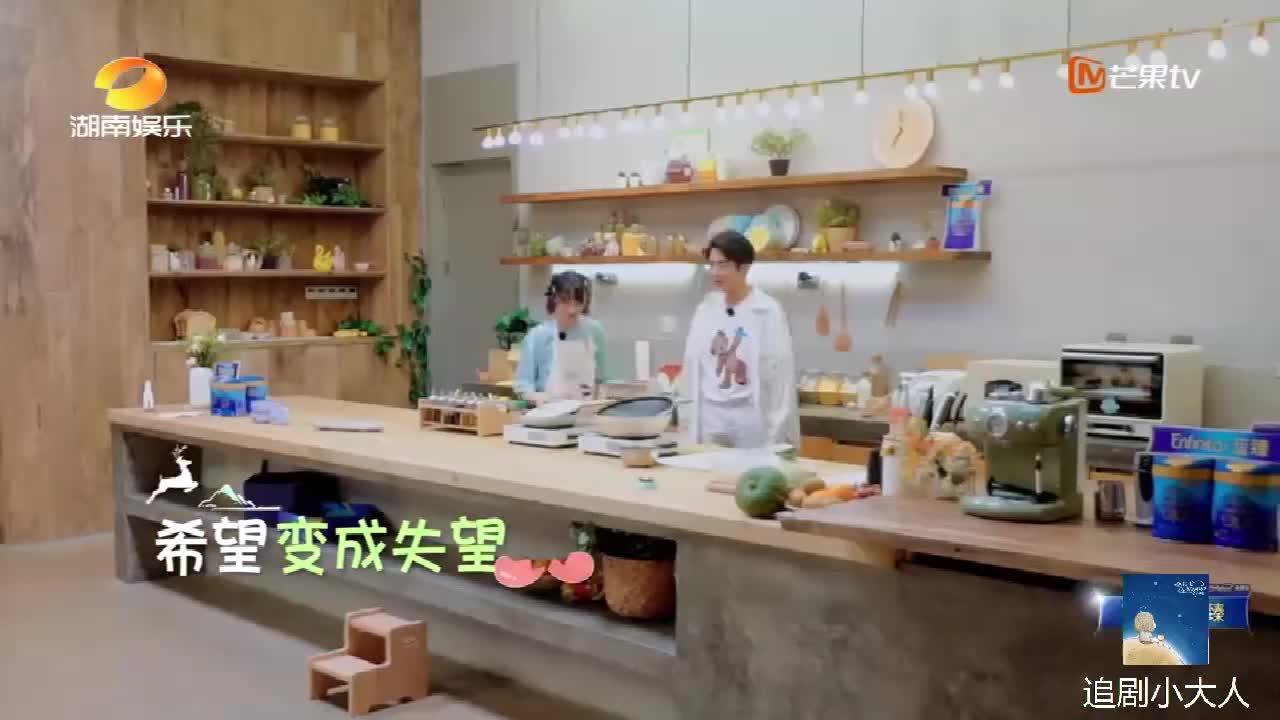 奇妙小森林:郑爽张新成一起做饭欢乐多,张新成厨艺首秀太失败