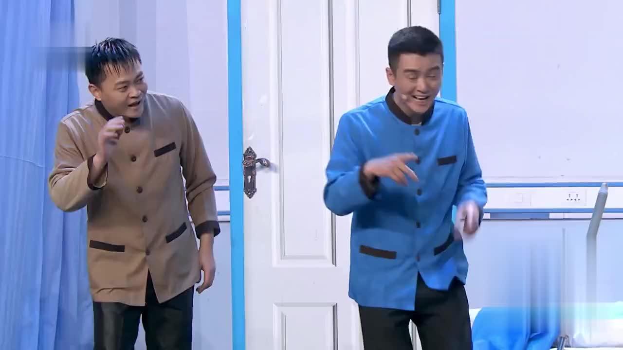 欢乐喜剧人: 平凡人的不平凡,叶逢春剃头鼓励患病小女孩!