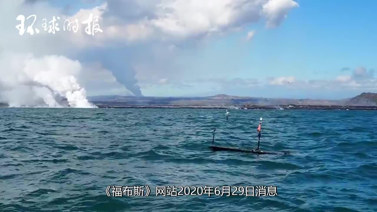 美军新一代无人船样子怪异,却可在海上漂浮数年不间断猎杀潜艇