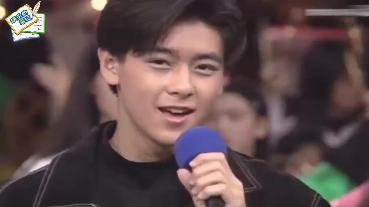 明星早年颜值对比,林志颖17岁帅到巅峰,钟汉良更是青涩无比!