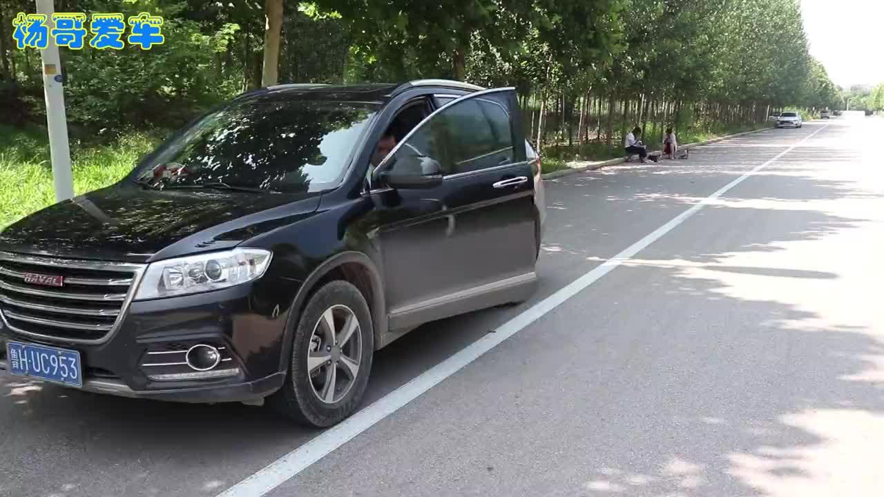 """视频:湖南30年车龄的200万""""桑塔纳""""轿车,天天被交警拦,非说改车标"""