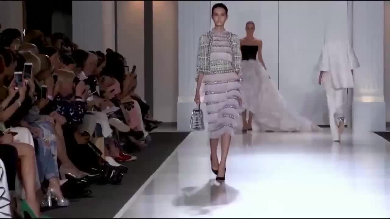 Ralph&Russo2020春夏巴黎时装高级定制