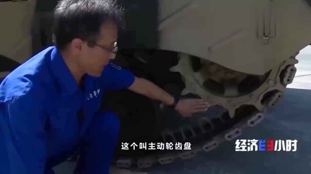 跨越式发展 感受04A型步兵战车生产装配车间