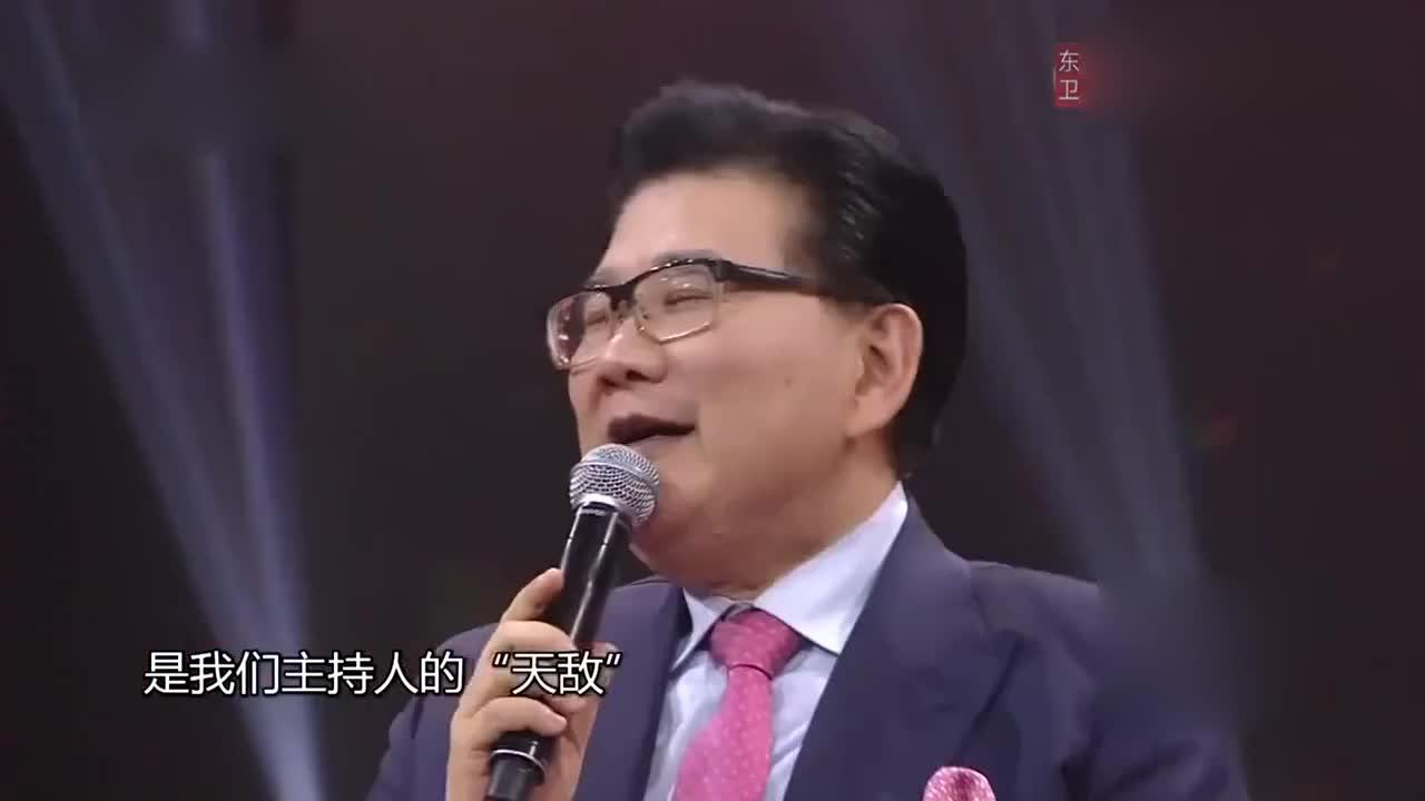 """可凡倾听:曹可凡认为周星驰是主持人的天敌,调侃""""星爷""""话少!"""