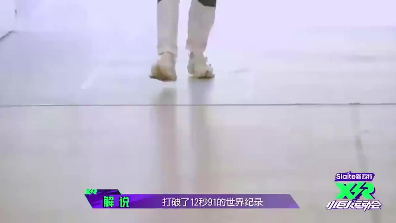 与初恋女友二婚4年后,37岁刘翔曝生娃计划,对造娃一事有信心