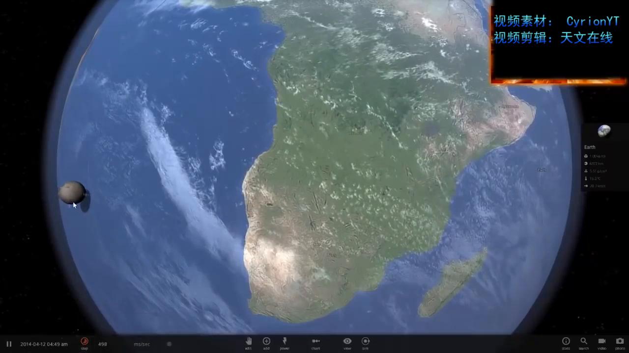 脑洞!陨石会反弹到地球上吗?