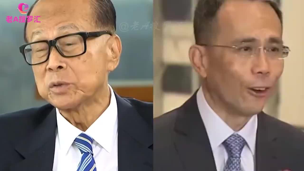 10位香港大佬接班人,李泽钜接手上亿家产,何超琼凭实力站上C位