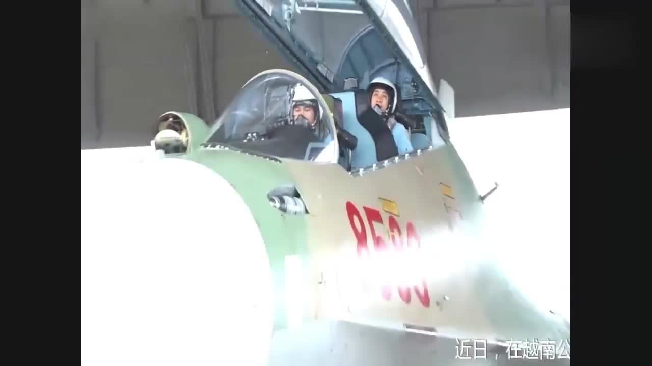 越南最强战机座舱飞进来一只黄蜂,这下麻烦大了