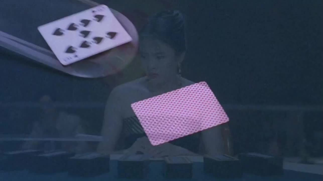 赌王赌霸终极对决,毒霸也太不讲究了,这些动作也做
